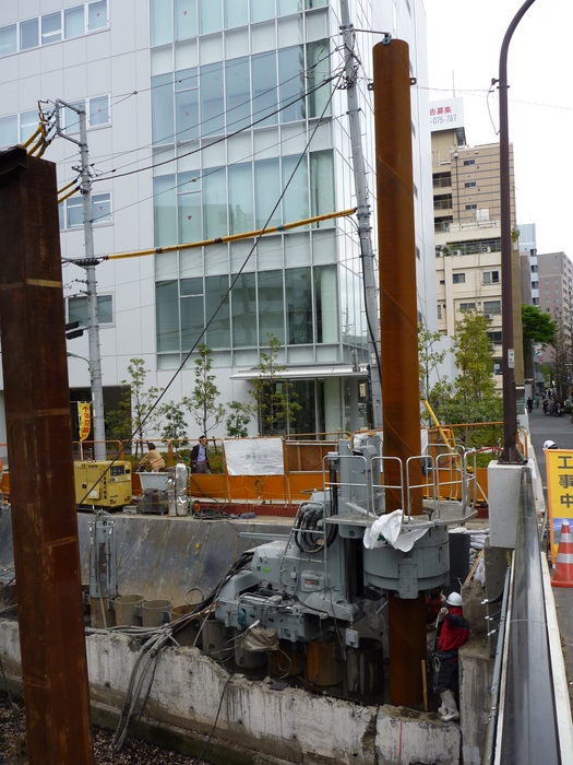 目黒川整備工事(その39-2)