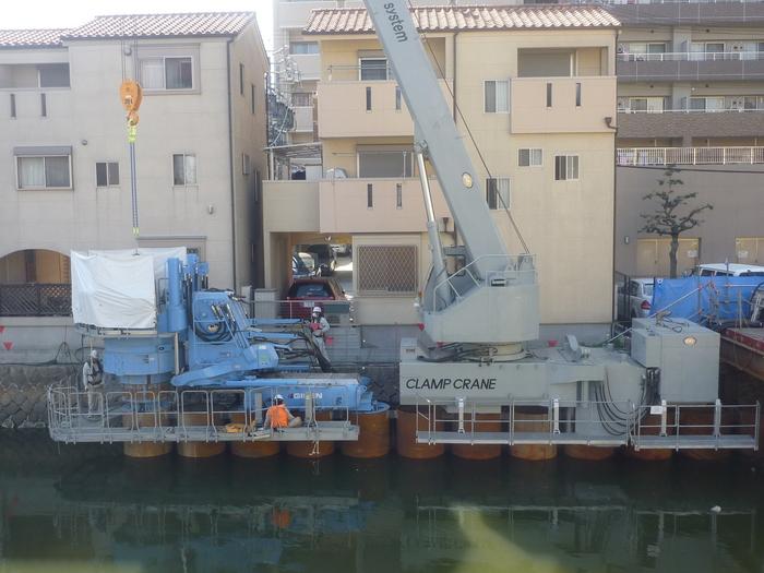 広域河川堀川改修工事(松重その2)