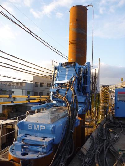 主要地方道 大阪中央環状線 道路改良工事(その1)